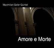 CD-Cover Amore e Morte